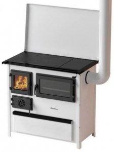 Kuchnia Trend Biały prawy - MBS 7,5 kW