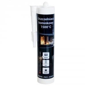 Uszczelniacz wysokotemperaturowy 1500°C 300ml