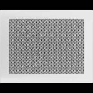 KRATKA kominkowa 22x30 biała