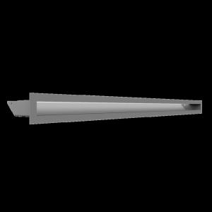 Kratka kominkowa LUFT SF biały 6x100