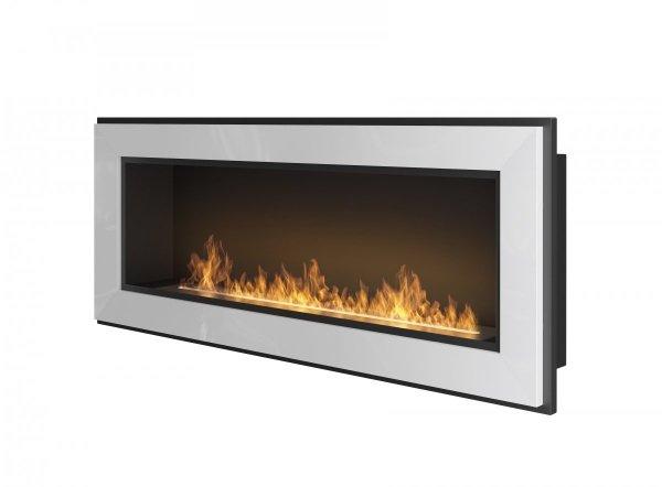 SIMPLE FIRE FRAME 1200 BIAŁY