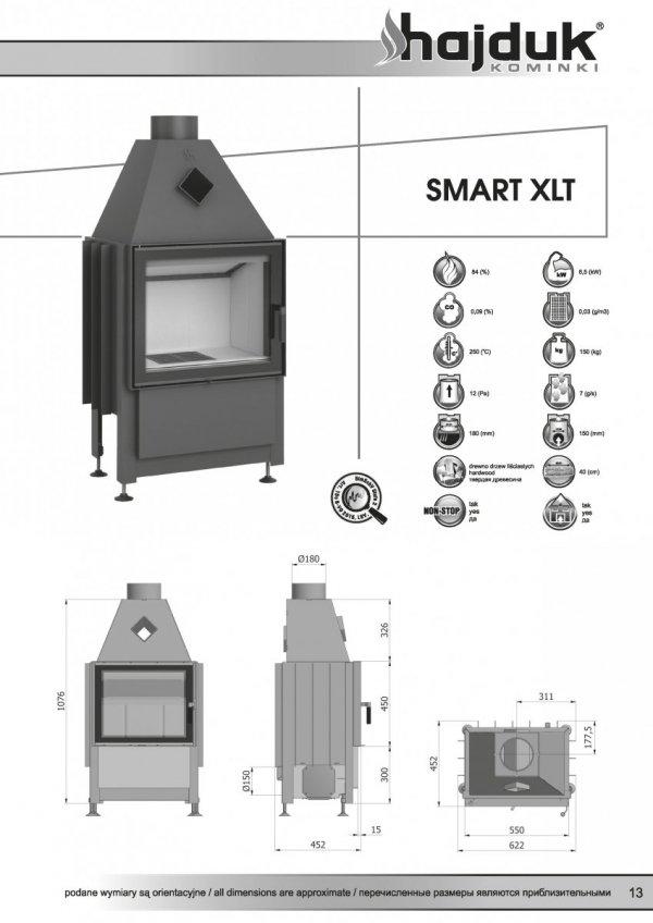 HAJDUK Smart XLT