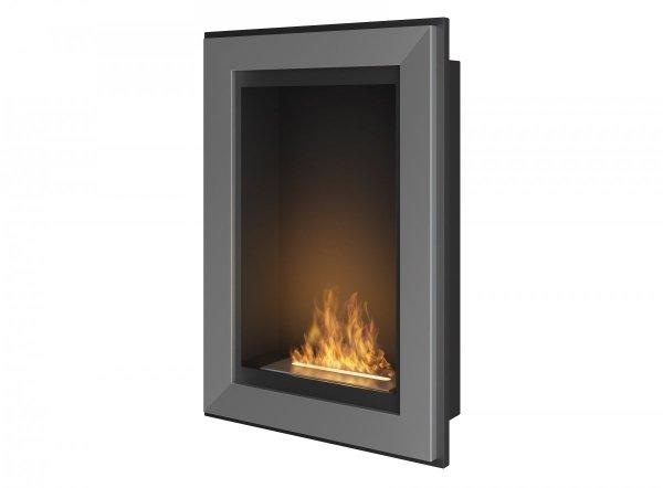 SIMPLE FIRE FRAME 550 INOX