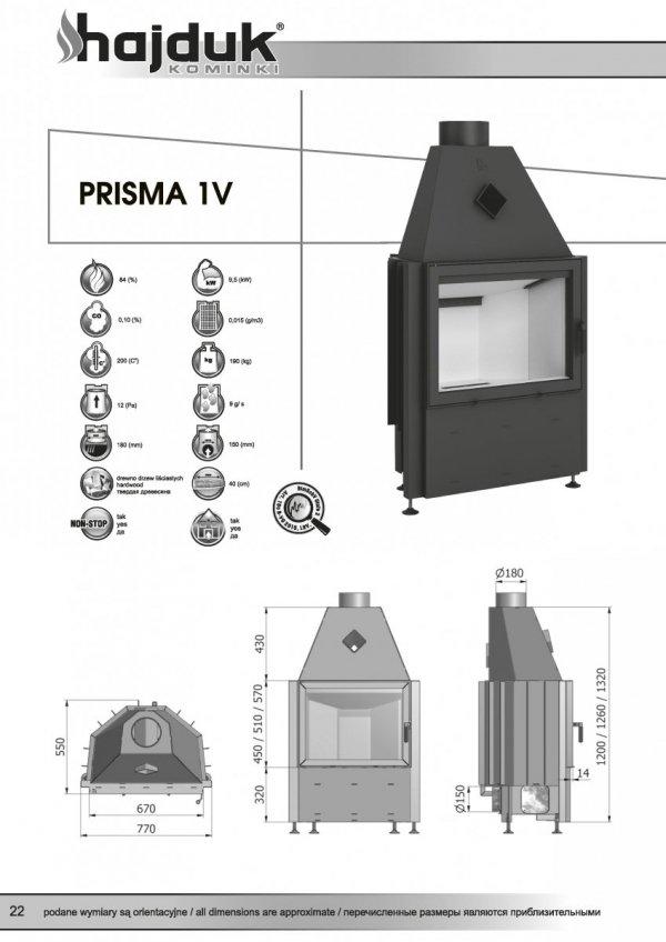 HAJDUK Prisma 1V