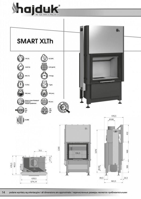 HAJDUK Smart XLTh
