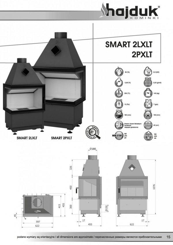 HAJDUK Smart 2PXLT