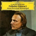 Claude Debussy, Arturo Benedetti Michelangeli - Préludes - Volume 1 (CD)
