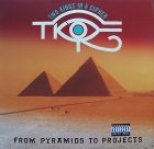 Two Kings In A Cipher - From Pyramids To Projects (LP)
