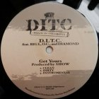 D.I.T.C. - Get Yours / Where You At? (12'')