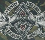 A Traitor Like Judas - Guerilla Heart (CD)