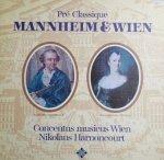 Mannheim Und Wien / Harnoncourt (2LP)