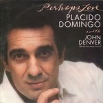 Placido Domingo With John Denver - Perhaps Love (LP)