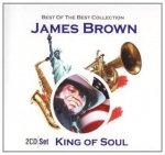 James Brown King Of Soul - Best Of The Best Collection (2CD)