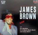 James Brown - Live (2CD)