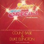 Count Basie & Duke Ellington - Count Basie & Duke Ellington (LP)
