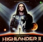 Music From And Inspired By The Film Highlander 2 - The Quickening  (LP)