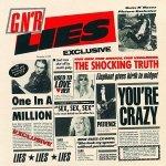 Guns N' Roses - G N' R Lies (CD)