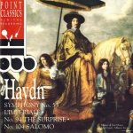 Haydn L'Imperiale - The Surprise Salomo  (CD)