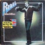 John Miles - Rebel (LP)