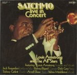Louis Armstrong And The All Stars - Satchmo Live In Concert (2LP)
