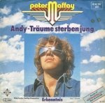 Peter Maffay - Andy - Träume Sterben Jung (7'')