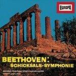 Beethoven - Schicksals Symphonie Grosses Rundfunk Dirigent: Leon Larue (LP)