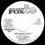 The Pat Rebillot Exchange - Oh Happy Day / Oh Happy Day (7)