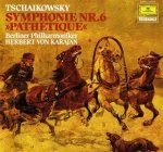 Peter Tschaikowsky, Karajan, Berliner Philharmoniker - Symphonie Nr.6 Pathétique (LP)