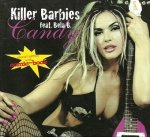 Killer Barbies Ft. Bela B. - Candy (Maxi-CD)