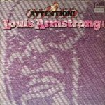 Louis Armstrong - Attention! Louis Armstrong! (LP)