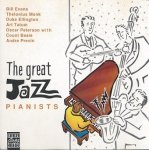 The Great Jazz Pianists (CD)
