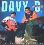 Davy D - Davy's Ride (LP)