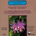 Marcello, Bach, Vivaldi, Albinoni - The Most Beautiful Baroque Oboe Concertos (CD)