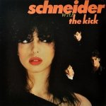 Schneider With The Kick - Schneider With The Kick (LP)