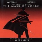 James Horner - The Mask Of Zorro (Music From The Motion Picture) (CD)