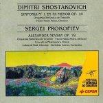 Shostakovich / Prokofiev (CD)