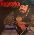 Shmuel Rodensky - Anatevka (Deutsche Originalaufnahme) (LP)