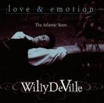 Willy DeVille - Love & Emotion (The Atlantic Years) (CD)