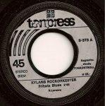 Kylans Rockorkester - Frihets Blues / Killarnas Fantom (7'')