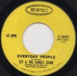 Sly & The Family Stone - Everyday People / Sing A Simple Song (7)