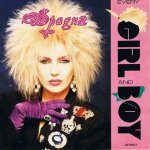 Spagna - Every Girl And Boy (7'')