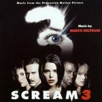 Marco Beltrami - Scream 3 (Music From The Dimension Motion Picture) (CD)