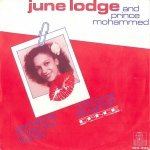 June Lodge And Prince Mohammed - Someone Loves You Honey / One Time Daughter (7)