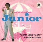 Junior - ‎Mama Used To Say (American Remix) (7)