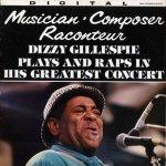 Dizzy Gillespie - Musician-Composer-Raconteur (2LP)