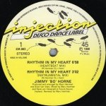 Jimmy 'Bo' Horne - Rhythm In My Heart (12)