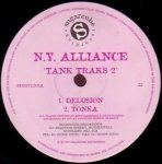 N.Y. Alliance - Tank Traks 2 (12'')