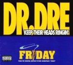 Dr. Dre - Keep Their Heads Ringin' (Maxi-CD)