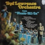 Syd Lawrence Orchestra - From Music-All-In (LP)