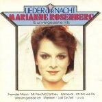 Marianne Rosenberg - Lieder Der Nacht - 16 Unvergessene Hits (CD)